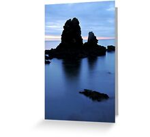 Waihi Beach in the Morning Light Greeting Card