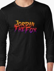 JordanTheFox Long Sleeve T-Shirt