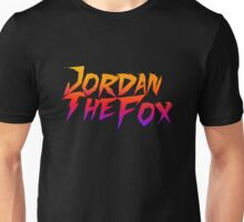 JordanTheFox Unisex T-Shirt