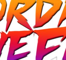 JordanTheFox Sticker