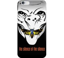 The silence of the Silence - iPhone Case iPhone Case/Skin