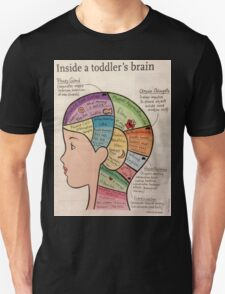 Inside A Toddlers Brain T-Shirt