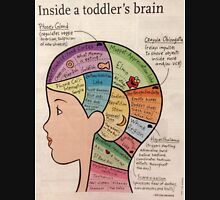 Inside A Toddlers Brain Unisex T-Shirt