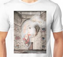 Abandoned Hall of Eye Afflictions Unisex T-Shirt