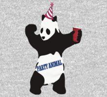 Party Animal Panda Design by bc98