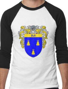 Bell Coat of Arms/Family Crest Men's Baseball ¾ T-Shirt