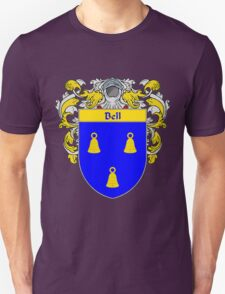 Bell Coat of Arms/Family Crest Unisex T-Shirt