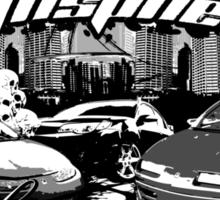 Sixthsphere.com - Plastic Mafia Sticker