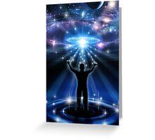 Star Water Greeting Card