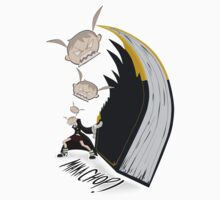 Maka Chop, Soul eater by Skeletal-Raven