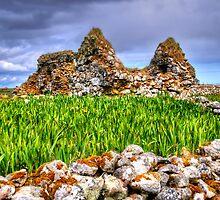 Kildonan, South Uist by English Landscape Prints