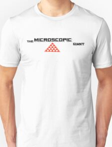 The Microscopic Giant T-Shirt