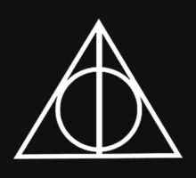 Deathly Hallows by blakethewizz
