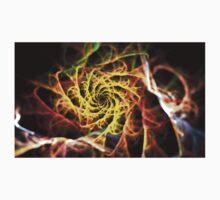 Autumnal Spiral Kids Tee
