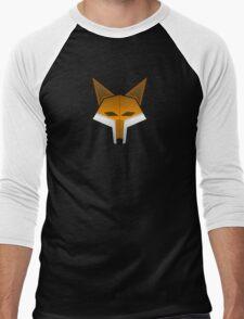 JordanTheFox- Fox Head Men's Baseball ¾ T-Shirt