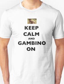 Keep Calm and Gambino On T-Shirt