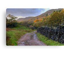 Eskdale,Cumbria Canvas Print