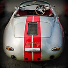 Porsche Speedster - Geelong revival speed trials 2013 by bekyimage