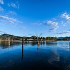 Lake Moogerah by Brent Randall