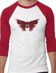 Robot Santables Men's Baseball ¾ T-Shirt