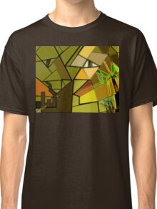 Nature V/s Industrial Revolution  Classic T-Shirt