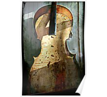 Cello Graffiti  Poster