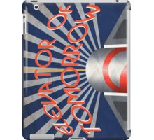 NYC Anchor iPad Case/Skin