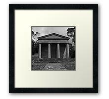 Lady Franklin Gallery Framed Print