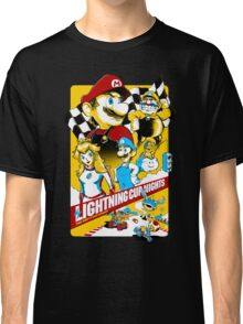 Lightning Cup Nights: The Fast & the Fungus Classic T-Shirt