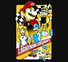 Lightning Cup Nights: The Fast & the Fungus Unisex T-Shirt