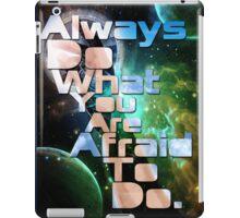 Your Infinite Reach iPad Case/Skin