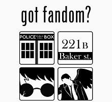 Got Fandom? Vol.1 (Black) T-Shirt