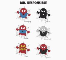 Mr Marvels - The closet of Mr Responsible by fostorial