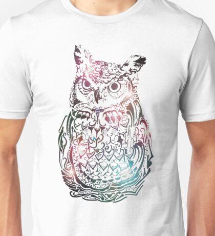 Funky Owl Unisex T-Shirt