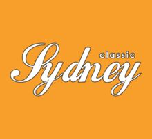 Sydney Classic by CarbonClothing