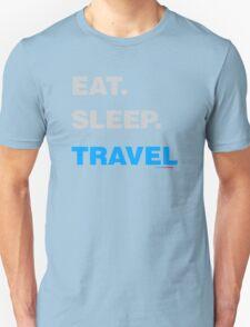 Eat Sleep Travel T-Shirt