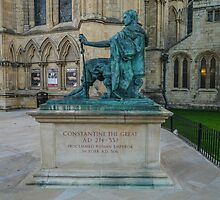 Constantine the Great, York by ADayToRemember