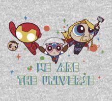 Tony x Cap x Thor Kids Clothes