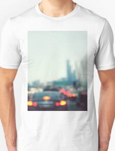 Chicago Lights Unisex T-Shirt