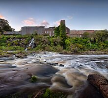 Old Paper Mill by numnuts