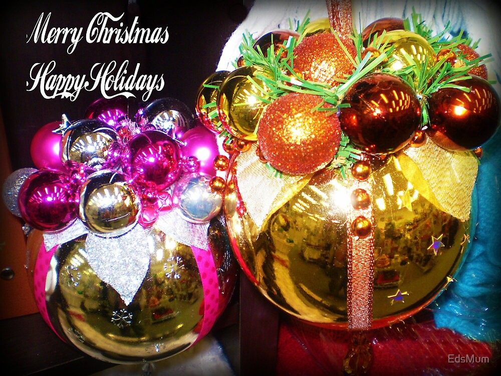 *Beautiful Bauble Christmas* by EdsMum