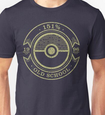 151% Old School Unisex T-Shirt