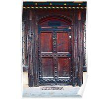 Vieja puerta ........ Poster