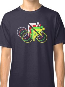 Riders Tour de France Jerseys  Classic T-Shirt
