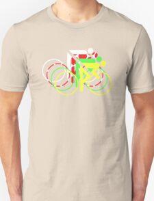 Riders Tour de France Jerseys  Unisex T-Shirt