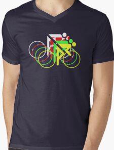 Riders Tour de France Jerseys  Mens V-Neck T-Shirt