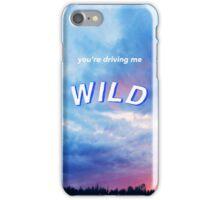 WILD - Troye Sivan iPhone Case/Skin