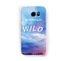 WILD - Troye Sivan Samsung Galaxy Case/Skin