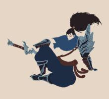 Yasuo - The Unforgiven by Elite297A