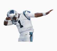Cam Newton Dab Kids Clothes